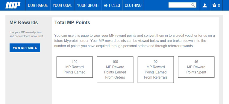 MP-Reward Points-Myprotein-Discount-Code-Referral-Points