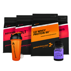 Go Nutrition Discount Code Full Bundle Set