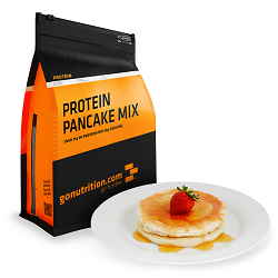 GoNutrition Protein Pancake Mix Review