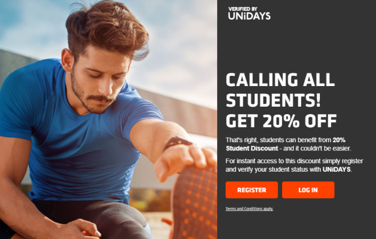 GoNutrition Discount Code - UNiDays 20% Off