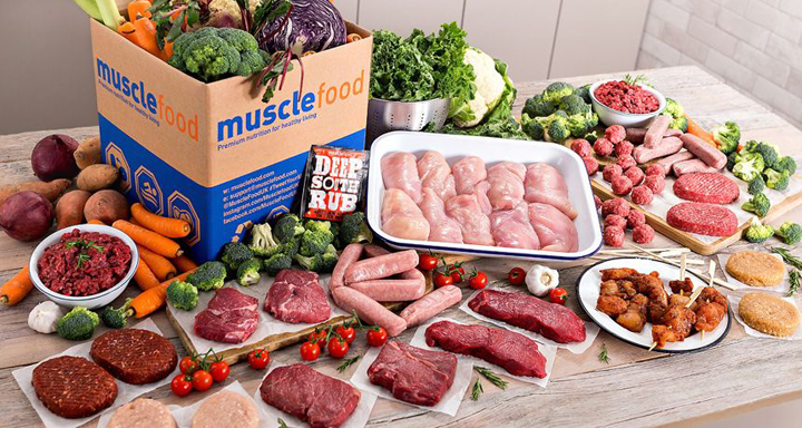 Who are MuscleFood