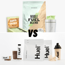 Whole Fuel vs Huel Review - CheckMeowt